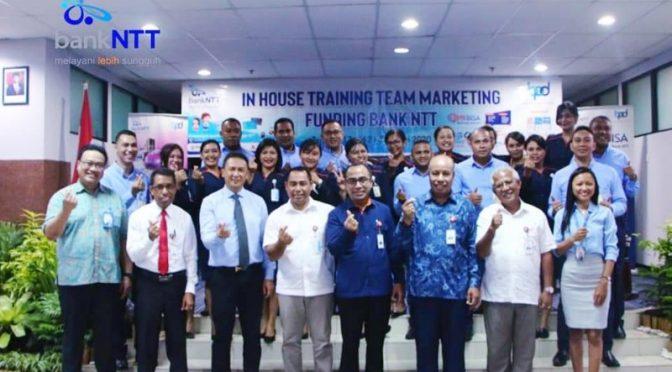 Bank NTT Gandeng MarkPlus Latih Tim Marketing Handal Siap Gapai Target