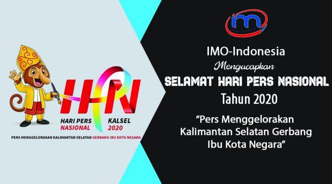 IMO Indonesia: Semakin Dewasa, Pers Jadi Sumber Informasi dan Edukatif