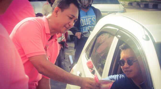 'Valentine Day' ala Bank NTT, 'Cashback Valentine' Hingga bagi Bunga & Balon
