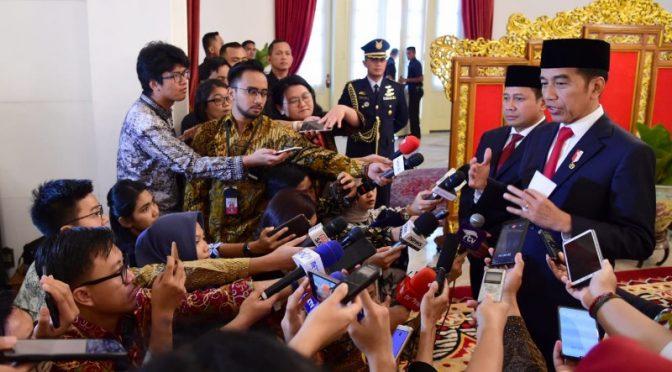 Presiden Jokowi: Pemerintah Indonesia Tak Berencana Pulangkan WNI Eks ISIS
