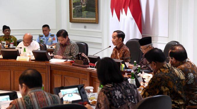 Presiden Jokowi Ingin Pariwisata Indonesia Mampu Lampaui Negara Tetangga