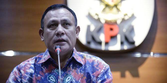 Virus Covid-19 Merebak, KPK Pastikan Pemberantasan Korupsi Jalan Terus