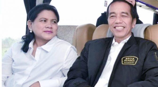 Presiden Jokowi dan Ibu Iriana Negatif Covid-19