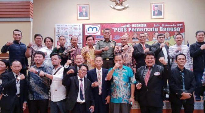 'Untukmu Negeri' IMO-Indonesia Support Pemberitaan Covid-19 di Tanah Air