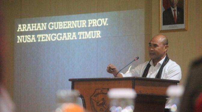 Gubernur VBL Pastikan Tidak Tutup Jalur Penerbangan & Pelayaran