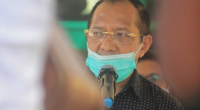 'Update Covid-19 NTT' ODP Capai 431, Gubernur VBL Minta Jangan Tolak ODP