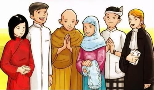 Pemuka Agama Sepakat Imbau Umat Hindari Kerumunan Cegah COVID-19