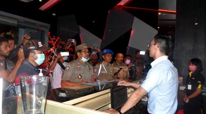 Dampak Covid-19, Tempat Hiburan Malam di Kota Kupang Ditutup Selama 14 Hari