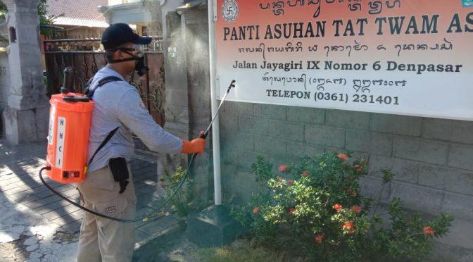HHCI Edukasi dan Putuskan Mata Rantai Covid-19 di Wilayah Denpasar