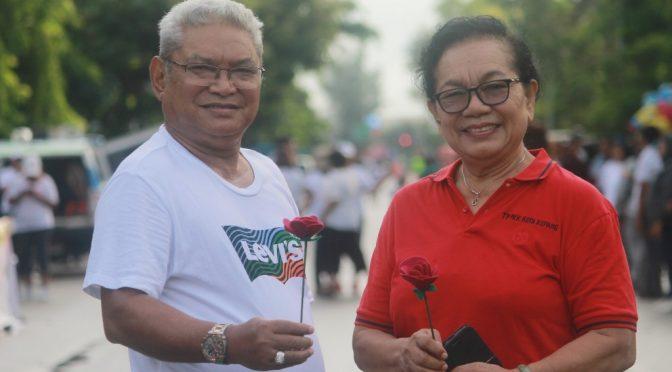 'Perempuan adalah Pahlawan' bagi Wakil Wali Kota Kupang, dr. Herman Man