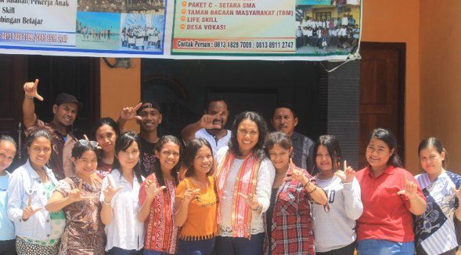 'PKBM Obor Timor Ministry' Wujudkan Impian Anak Putus Sekolah