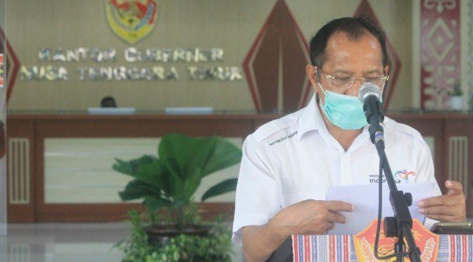 Kabiro Humas Pemprov NTT : PDP Meninggal di Mabar Bukan Covid-19