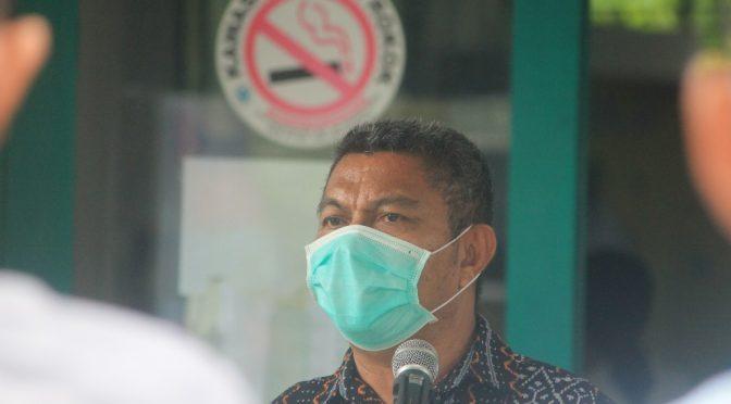 Tangani Covid-19, Dinas Kesehatan NTT Helat 'On The Job Training'