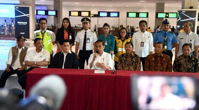 Langkah Pemerintah Indonesia Tangani Pandemi Virus Korona