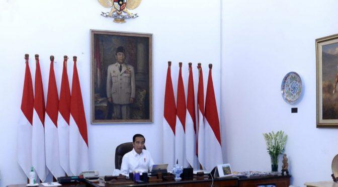 Presiden: Pembebasan Bersyarat Hanya bagi Napi Umum dan Bukan Koruptor