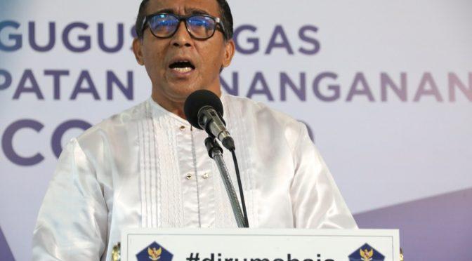 Persatuan Gereja Indonesia: Terpapar Virus Corona Bukan Aib atau Kutukan Tuhan