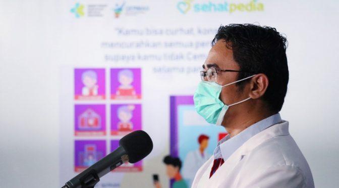 Tips Kesehatan Jiwa Menghadapi Situasi Dampak Pandemi Covid-19