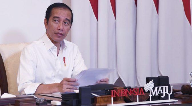 Presiden Jokowi Pinta Masyarakat Disiplin dan Ikuti Protokol Kesehatan