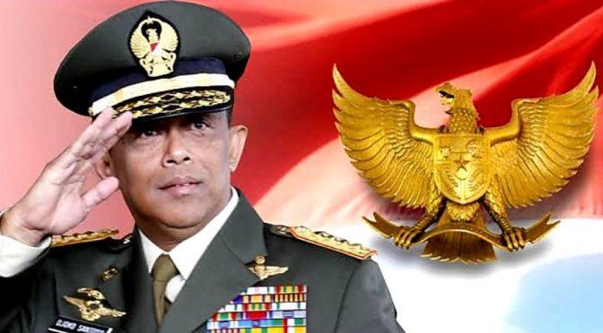 Mantan Panglima TNI, Jenderal TNI (Purn) Djoko Santoso Tutup Usia