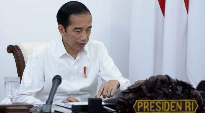 Presiden Jokowi Pinta Sosialisasi 'New Normal' Secara Masif kepada Masyarakat