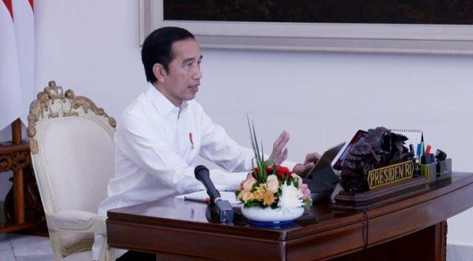Lima Arahan Terbaru Presiden Jokowi Terkait Penanganan Pandemi Covid-19