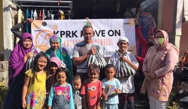 Tak Sekadar Berbagi, 'Warung Kaget Ramah Keluarga' KPRK Bali Juga Lakukan Edukasi