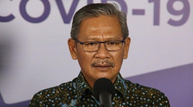 21 Mei, Kasus Terkonfirmasi Positif Covid-19 Tertinggi, Jawa Timur Paling Tinggi