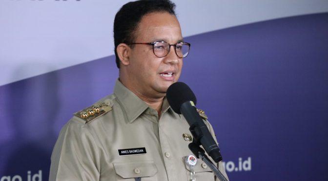 Perpanjangan PSBB DKI Jakarta Jadi Penentu Transisi ke 'New Normal'