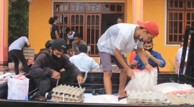 HMJ Teknik Sipil Politeknik Negeri Kupang Inisiasi Bantu Mahasiswa Terdampak Covid-19