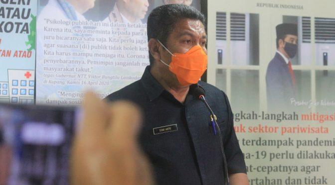 4 Kasus Kota Kupang & 1 di TTS, Total Kasus Positif Covid-19 Capai 90 Kasus di NTT