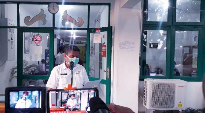 Jelang 'New Normal', Pasien Sembuh Covid Capai 43 Orang, Total 107 Kasus di NTT