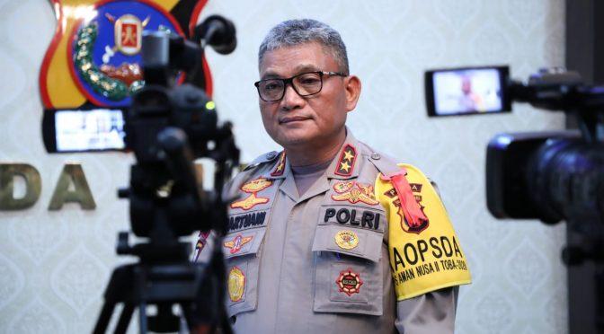 'New Normal' di Sumut, Kapolda : Jalankan Aktivitas Tapi dengan Protokol Kesehatan