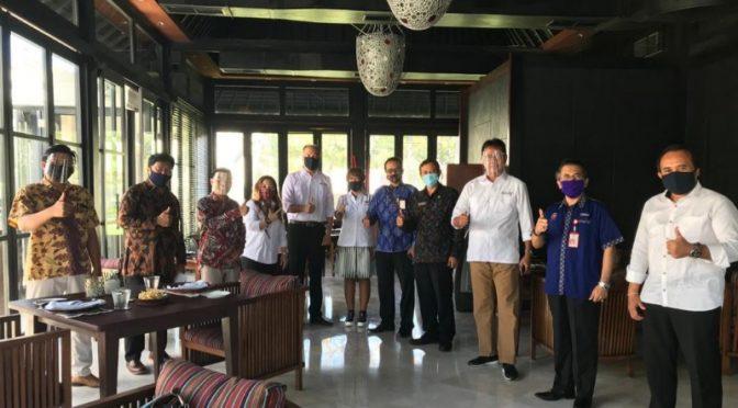 'New Normal' Bali 5 Juli 2020, Pemprov Berlakukan Sertifikasi Protokol Kesehatan