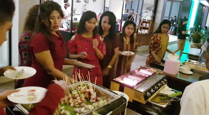 'Angkringan New Normal' di Neo Aston Kupang Mulai Rp.20—75 Ribu