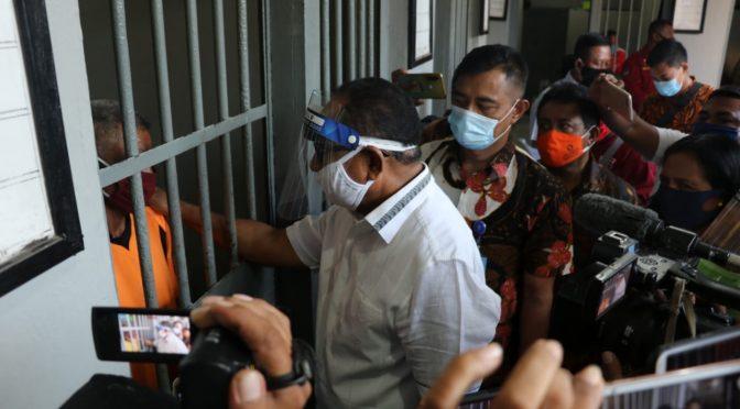 Tak Hanya Pencuri Ternak, Efek Jera Bakal Diterapkan ke Napi Pemerkosa Anak