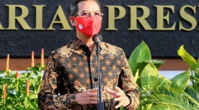 Presiden Jokowi Periksa Kesehatan Secara Berkala Termasuk Swab Tes