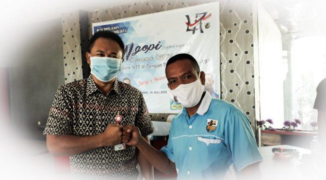 Dinamika 47 Tahun KNPI, Perspektif Ketua KNPI NTT: Orang Muda Bergerak Dinamis