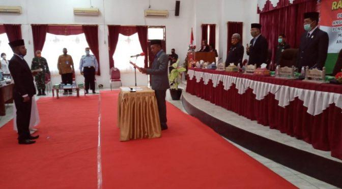 Ketua DPRD Belu Ajak Kristo Rin Duka Bangun Keharmonisan