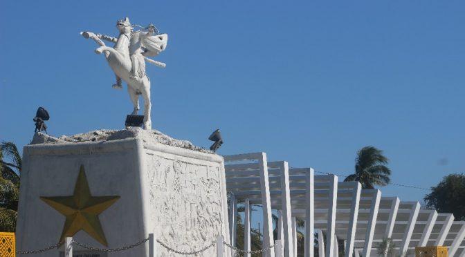 Selisik Makna Relief Monumen dan Kiprah Sobe Sonbai III