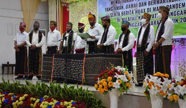 IKMR 2020—2024 Dikukuhkan, Wali Kota Jefri: Kontribusi Nyata di Kota Kupang