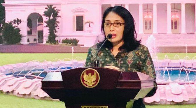 Keluarga Makin Terdampak Covid-19, Ini Arahan Presiden kepada Menteri PPPA