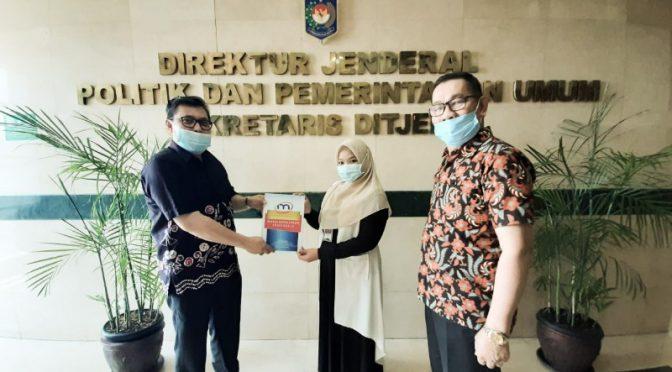 Dorong Peran Serta, IMO-Indonesia Sodor Surat ke Dirjen Polpum Kemendagri RI