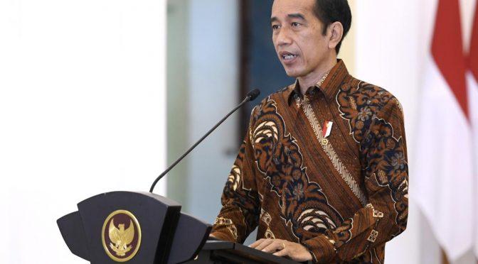 HUT ke-56 Partai Golkar, Presiden Jokowi: Ekonomi Indonesia Bakal Pulih